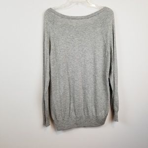 Joie Sweaters - Joie Malena silk front snake sweater size large
